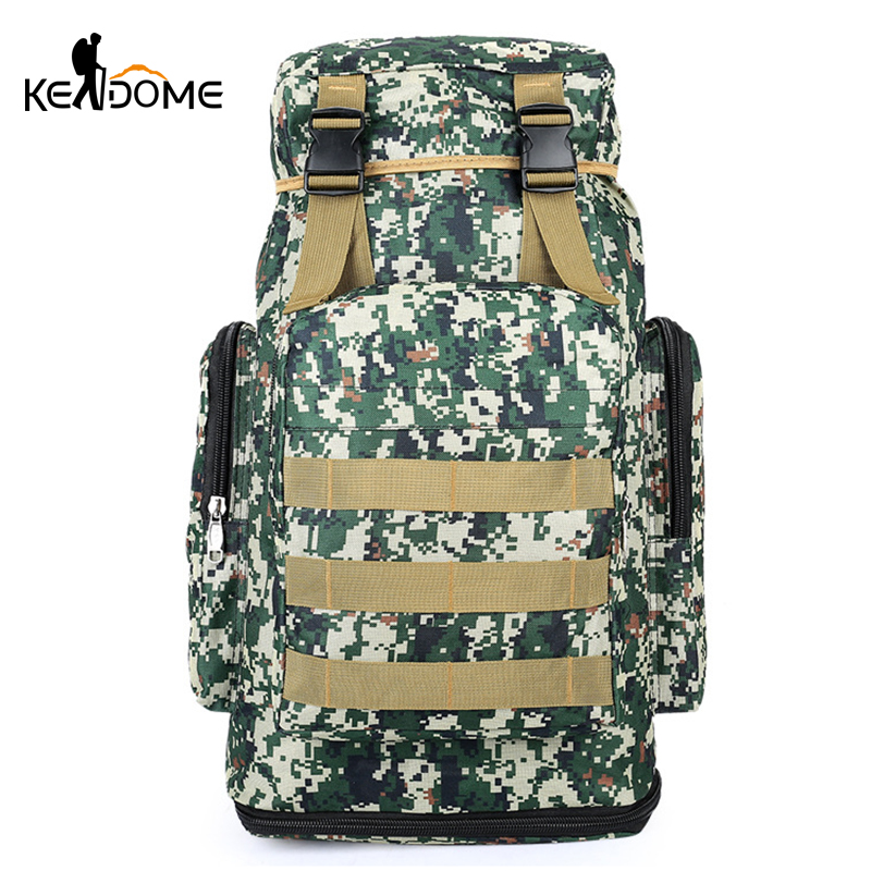 Unisex Military Backpack Camouflage Rucksacks Large Capacity Outdoor Backpacks Mountaineering Camping Travel Bag MochilaXA650WD unisex military backpack camouflage rucksacks large capacity outdoor backpacks mountaineering camping travel bag mochilaxa650wd