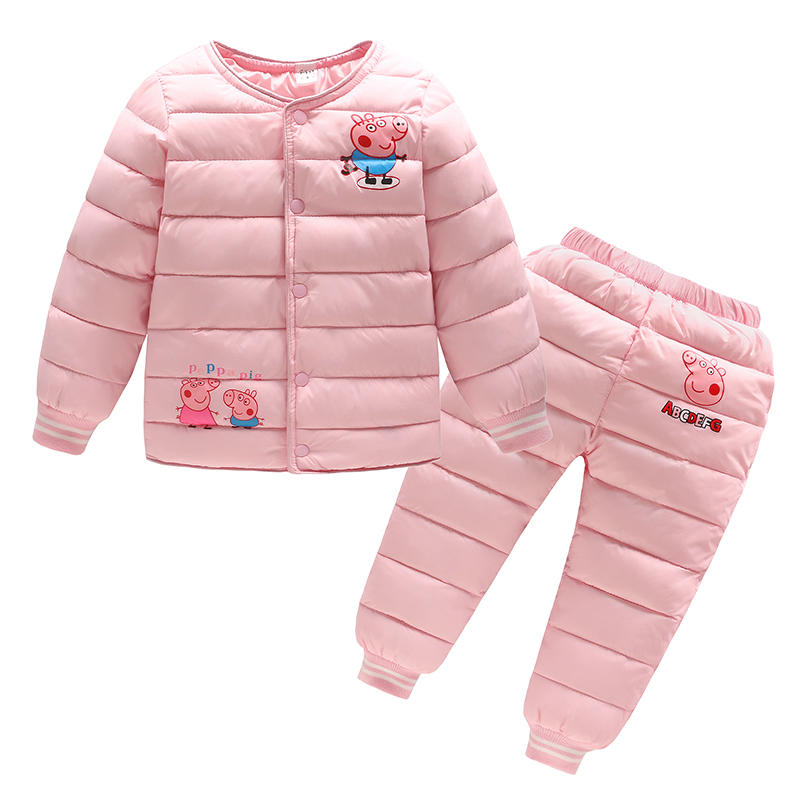Baby pants Children sets clothing sets for girl boy down jackets and parks kids underwear snowsuit infant winter coat for todder 2016 winter boys ski suit set children s snowsuit for baby girl snow overalls ntural fur down jackets trousers clothing sets