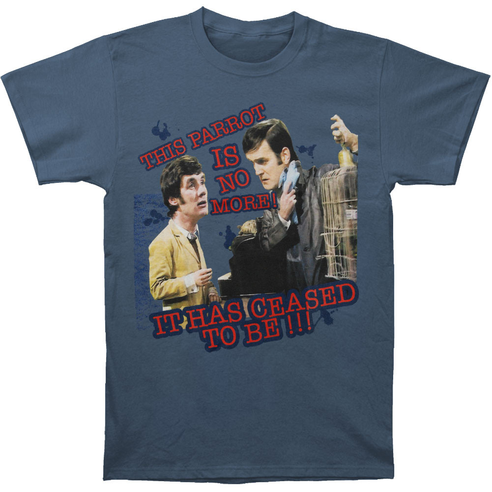 aa038483d Gildan funny t shirt men novelty tshirt Monty Python Dead Parrot T-shirt