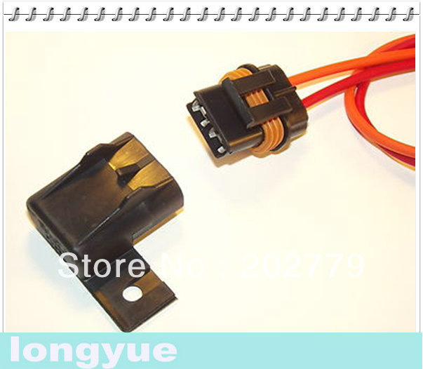 longyue 10pcs fuel pump fuse connector wiring harness 85. Black Bedroom Furniture Sets. Home Design Ideas