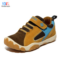 Kindstraum 2017 New Children Casual Patchwork Shoes Brand Top Quality Kids Anti Skid Shoes Boys Girls