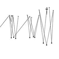 Винтажная чердак черная железная труба геометрический матч линия DIY подвесной светильник для столовой фойе бара виби подвеска 1853