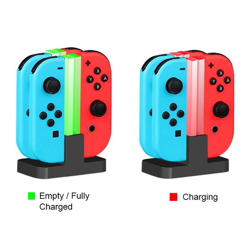 For Nintend Switch Chargeable Left Right Comfort Hand Grip