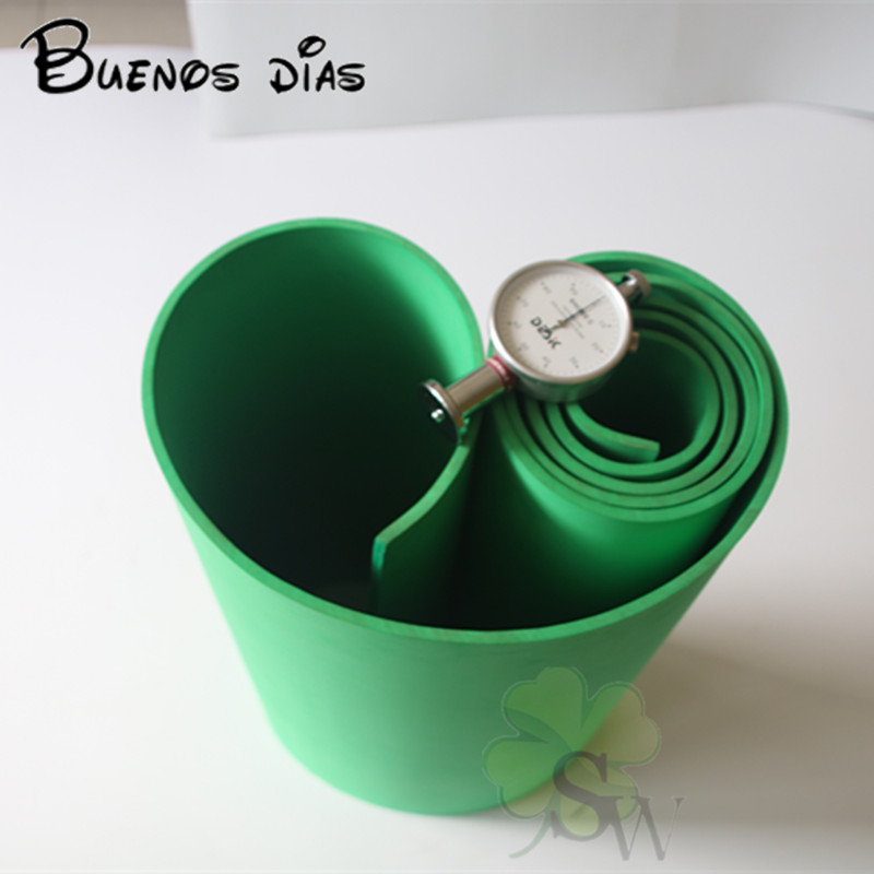 Buones Dias Dark Green Environmentally-friendly Material Craft Eva Foam Sheets, Easy To Cut,Punch,Handmade Size 50cm*2m