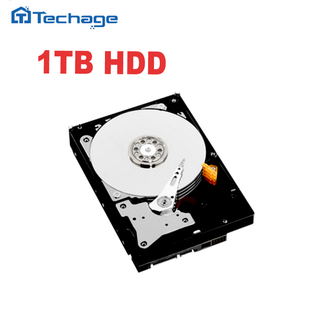 Techage 3.5 inch Hard Disk Drive 1TB 1000GB HDD 64MB 7200rpm SATAIII for CCTV System DVR NVR Security Camera Surveillance Kits