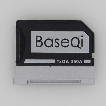 BASEQI алюминий MiniDrive Micro SD карты адаптер для microsoft поверхность книга 13,5 дюймов/поверхность Book2 13,5 ''Model350A