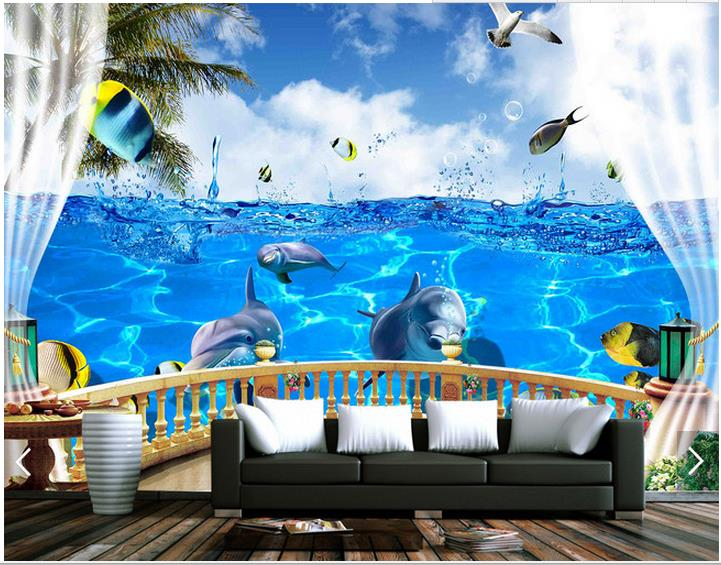 Ocean Wall Mural online get cheap sea ocean wall mural -aliexpress | alibaba group