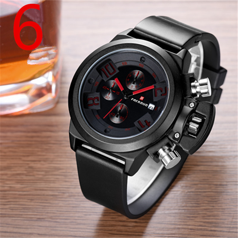 The elegant and luxurious mens business quartz watch shows a mature mans charm.The elegant and luxurious mens business quartz watch shows a mature mans charm.