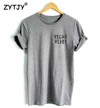 VEGAN VIBES girl t-shirt (3 colors)