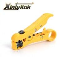 Сетевой ручной инструмент xintylink плоскогубцы нож Плоская