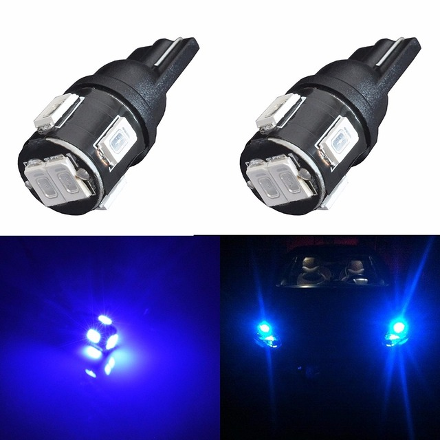 AGLINT 10PCS T10 W5W Car LED License Plate Light Bulb 12 Volt...