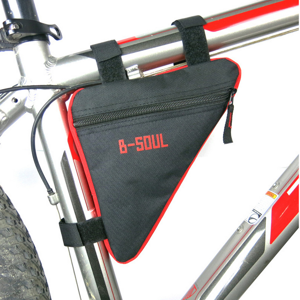 Waterproof Triangle Bike Bag Bicycle Bag Pouch Cycling Front Tube Frame Bag Saddle Holder MTB Mountain Bike Cellphone Accessory|bicycle bag front|bag saddlebike cellphone - AliExpress