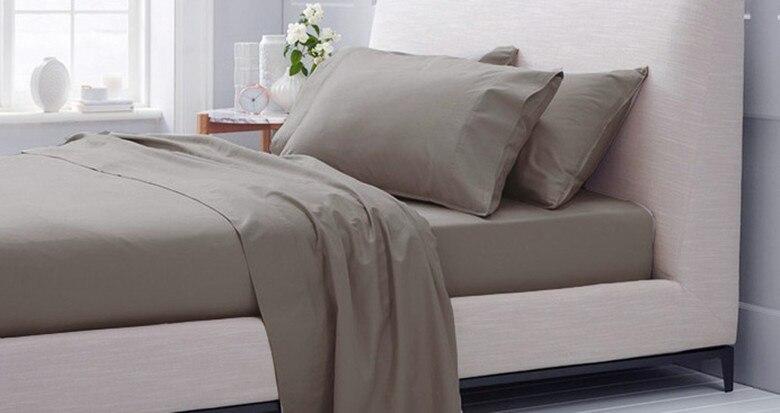 100 egyptian cotton 1000 tc bedding set super king size. Black Bedroom Furniture Sets. Home Design Ideas