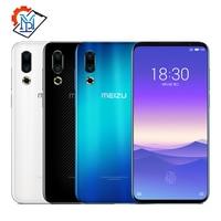Original Meizu 16s Mobile Phone 6.2 inch Full Screen 6GB RAM 128GB ROM Snapdragon 855 Octa Core Super mTouch NFC Smartphone