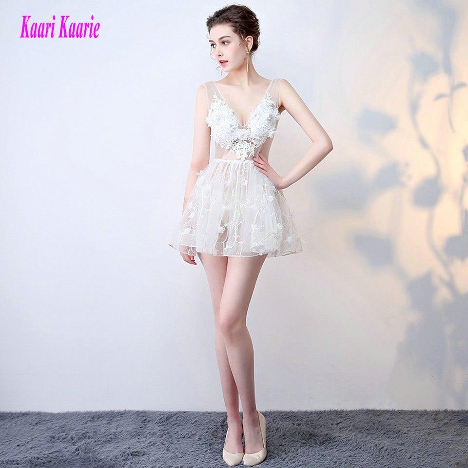 Sexy Evening Dress Short