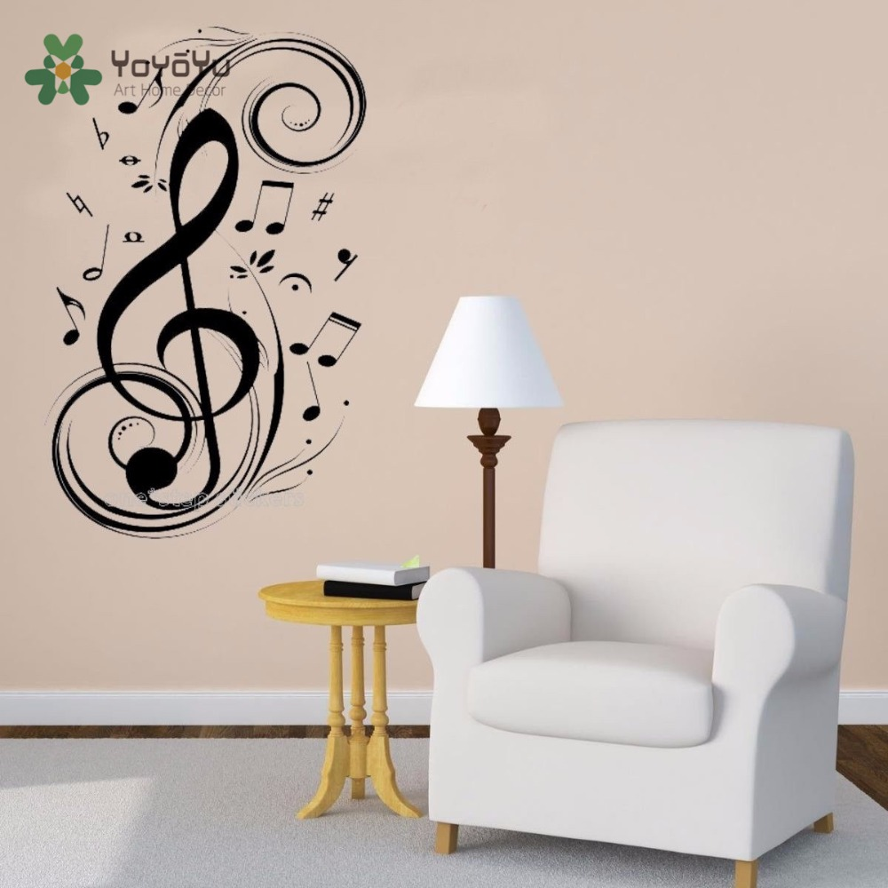 YOYOYU Wall Decal Vinyl Art Removeable Room Decoration Home Decoration Wall Paper DIY Home Decor Sticker Mural YO453 in Wall Stickers from Home Garden