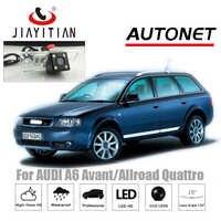 JiaYiTian caméra arrière pour Audi A6 a6 Avant/Allroad Quattro 1997 ~ 2005 CCD Vision nocturne caméra arrière/caméra de plaque d'immatriculation de secours