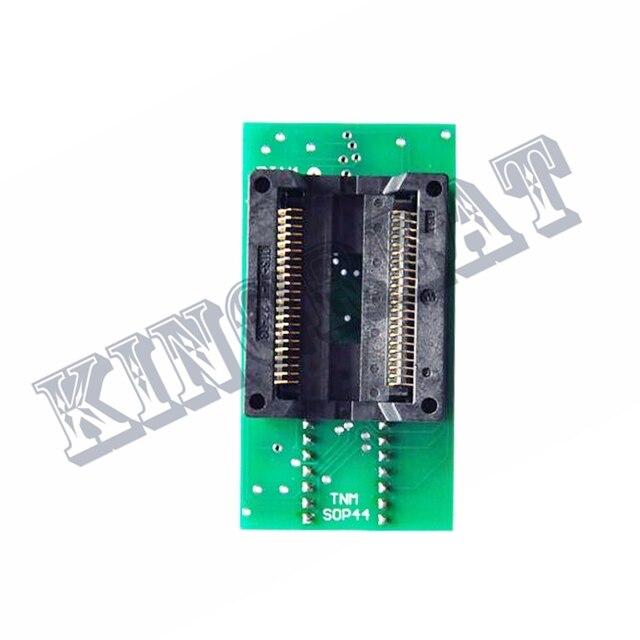 TNM SOP44 à DIP40 adaptateur programmeur/convertisseur/prise IC pour TNM5000 et TNM2000 nand programmeur flash