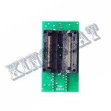 TNM SOP44 to DIP40 programcı adaptörü/dönüştürücü/IC soket için TNM5000 ve TNM2000 nand flash programcı