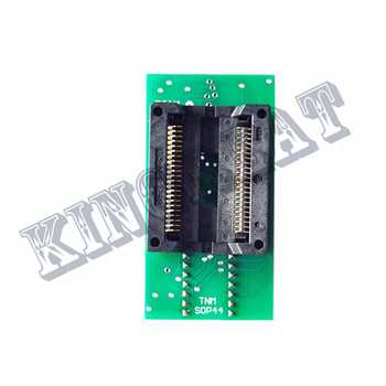 TNM SOP44 to DIP40 programmer adapter/converter/IC socket for TNM5000 and TNM2000 nand flash Programmer - DISCOUNT ITEM  10% OFF All Category
