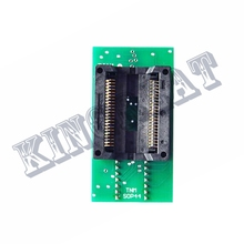 Tnm sop44 para dip40 programador adaptador/conversor/ic soquete para tnm5000 e tnm2000 nand flash programador