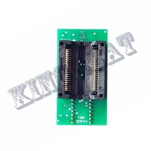 Image 1 - Tnm sop44 para dip40 programador adaptador/conversor/ic soquete para tnm5000 e tnm2000 nand flash programador