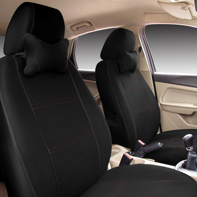 Special car seat cover for Toyota Corolla Camry Rav4 Auris Prius Yalis Avensis 2014 sedan BLACK/GRAY/RED/BLUE/Y car accessories