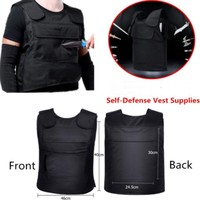 Self Defense Tactical Vest Men Anti Stab Vests Anti Tool Customized version Outdoor Personal security Tactical equipment
