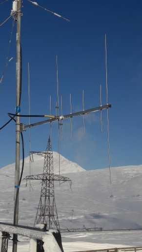 OSHINVOY UV dual band yagi antenna 430/144M repeater yagi antenna dual band  two way radio base station 144M yagi antenna