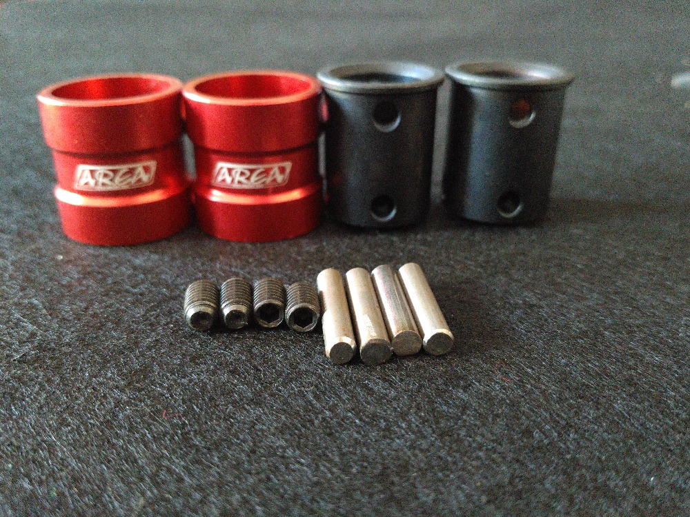 Area RC Shaft Parts Quick Coupling for LOSI 5ive-T