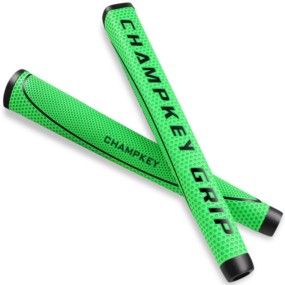 New Champkey Jumbo Plus Golf Puter Grips 6 Colors For Choice PU Leather Golf Clubs in Club Grips from Sports Entertainment