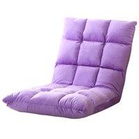 New Bedroom Furniture Folding Sofa Bed Comfortable Living Room Window Corner Sofa Folding Lounge Chair Bed