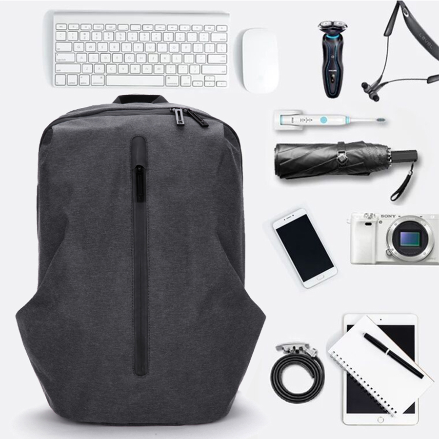 2018 JackKevin Brand Multifunction Backpack Men Minimalist Fashion Teenager Laptop Backpack Male Mochila Leisure Travel backpack fashion hiking leisure men backpack