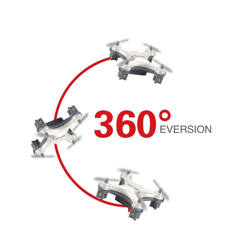 Cheerson CX-10SE Mini Dron Quad Copter Pocket Drone VS H20 4