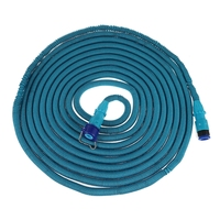 Household Expandable Garden Hose Water Pipe Spray Gun75FT 100FT Garden Hose Expandable Magic Flexible Water Hose Pipe