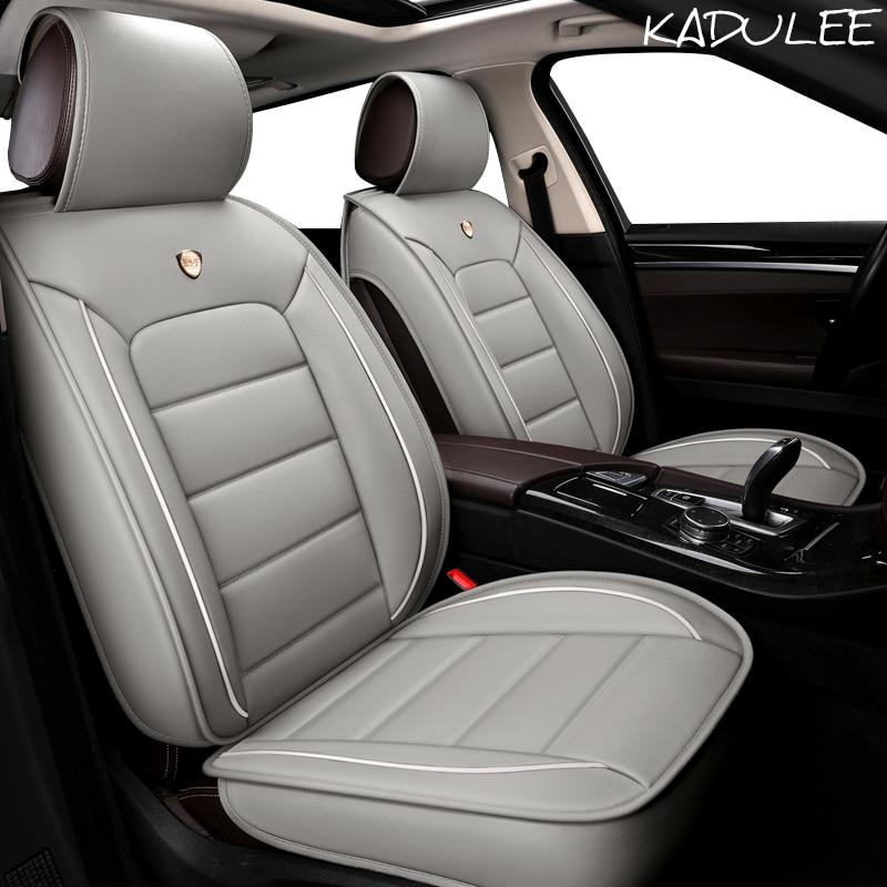 KADULEE housse de siège de voiture pour Hyundai ELANTRA i10 i20 Tucson IX35 IX25 Sonata Santafe Accent automobiles housse de siège accessoires de voiture