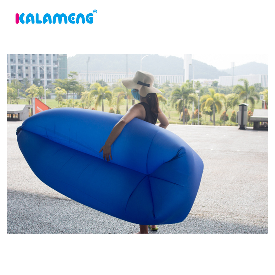 Inflatable furniture for adults - Plage Gonflable Beach Sofa Air Couch Inflatable Air Sofa Inflatable Hammock Couch Air Bag Chair Creative