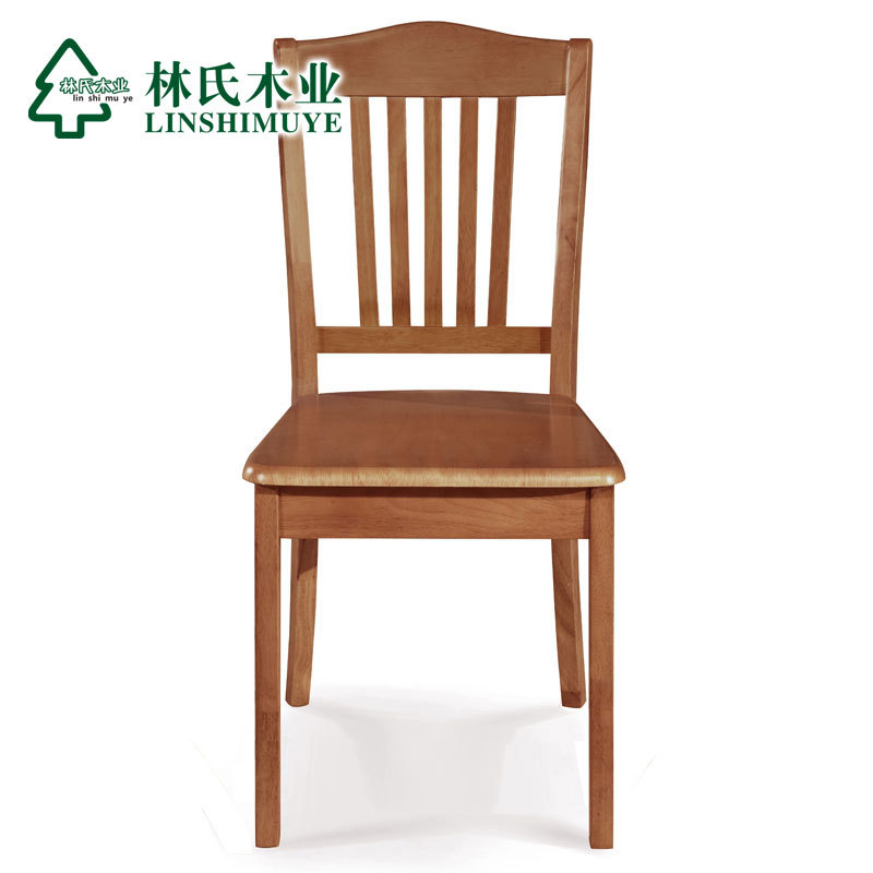 Lin Wood Modern Chinese Wood Chairs * 2 Simple Casual Dining Chairs Mahjong  Chair Child Furniture L039 On Aliexpress.com | Alibaba Group