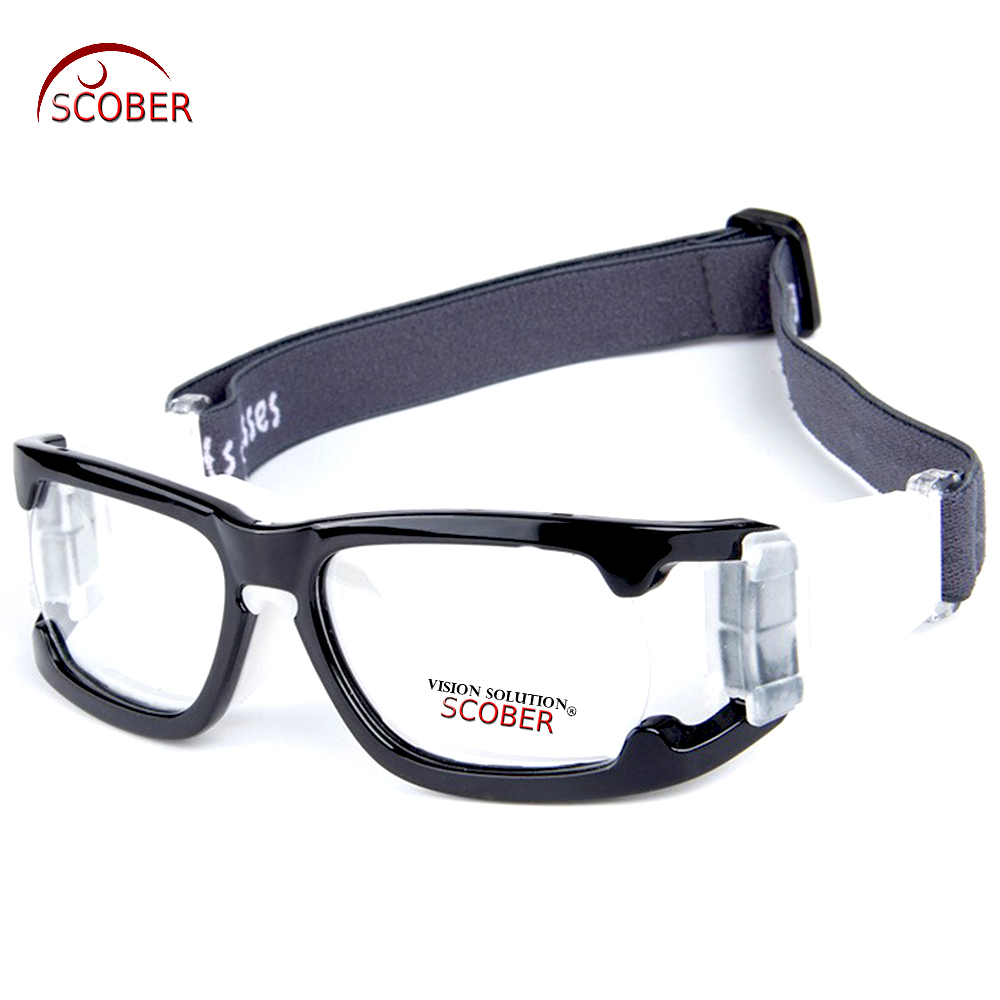 Outdoor Professional Basketball glasses Football Sport's glasses Goggles eye frame match optical lens myopia nearsighted L006