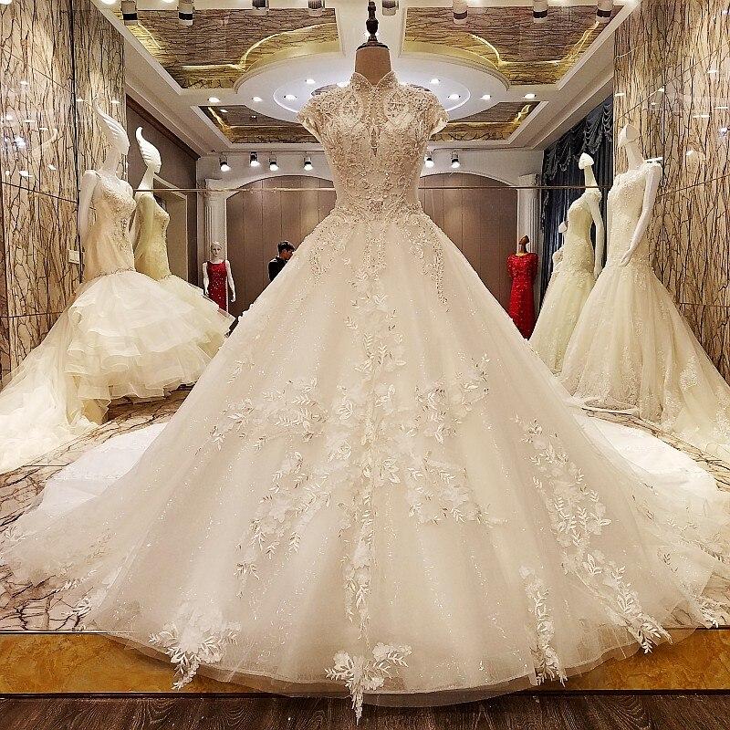 Роскошь свадебное платье