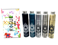 Vaporizer Rogue USA Kit With 5 colors Rogue full Mechanical Mod Rebuildable Dripping Atomizer 18650 Battery Vapor mods