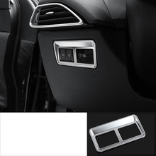 lsrtw2017 pearl chrome abs car tail door switch frame trims for jaguar f-pace 2016 2017 2018 2019 lsrtw2017 pearl chrome abs car dashboad vent trims for jaguar f pace 2016 2017 2018 2019