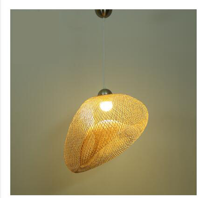 Aliexpress Buy Southeast Asian Dining Room Bamboo Pendant Lighting Decorative Light Creative From Reliable Suppliers On Darren