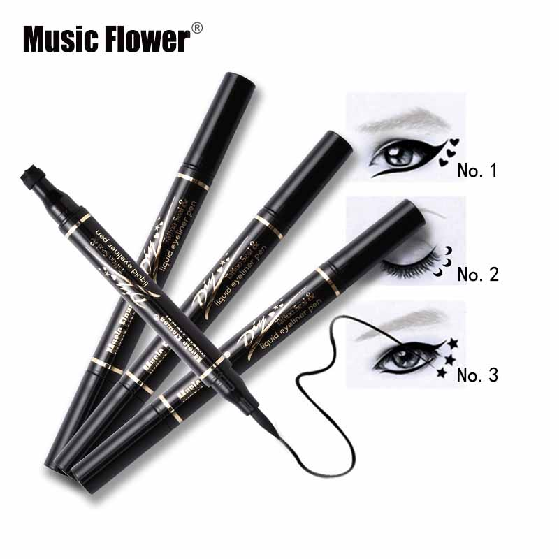 Brand cosmetics liquid eyeliner pencil eye liner pen with for Tattooed eyeliner brand