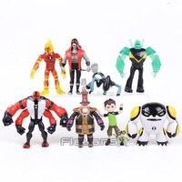 Ben 10 PVC Figure Toy Ben10 Action Toy Figures Gift For Children Birthday Present 9pcs Set