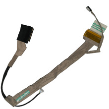 NEW Original Laptop Replacement  LCD Cable for HP COMPAQ CQ60 15.6(With camera connector) 50.4AH19.002 50.4AH18.002 50.4AH18.001