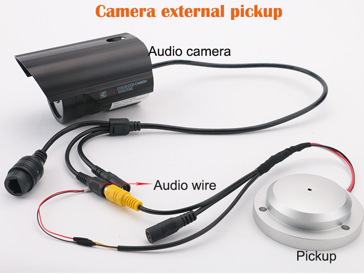 camera connect pickup