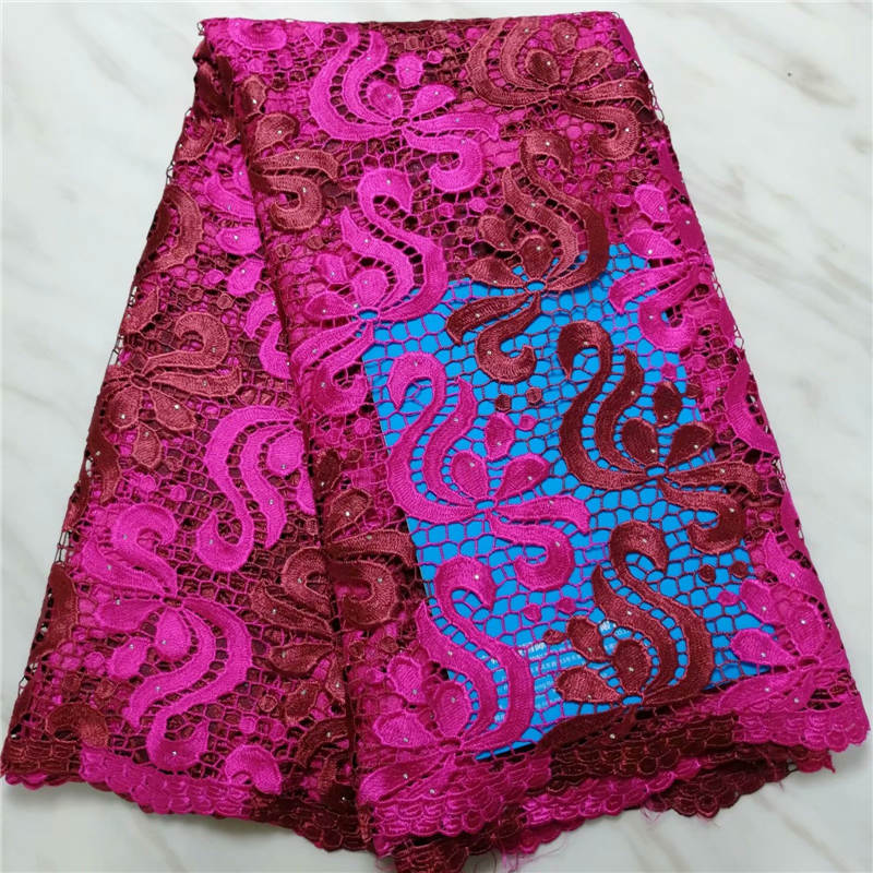 PL!High quality nigerian wedding african lace fabric/ guipure cord lace fabric for wedding party 5yards/lot ! L42406PL!High quality nigerian wedding african lace fabric/ guipure cord lace fabric for wedding party 5yards/lot ! L42406