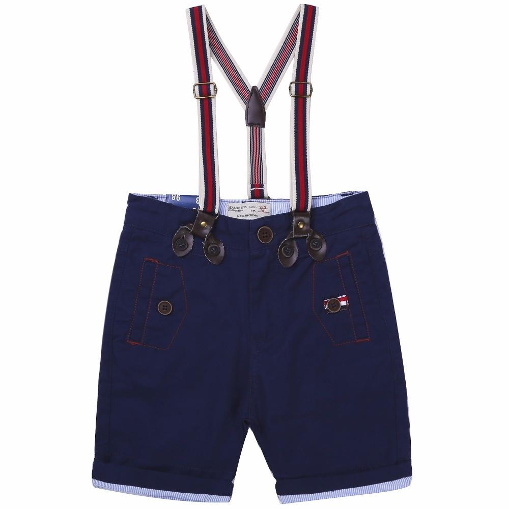 Nouvelle Arrivée Bébé Garçons D'été Coton pantalon Garçons - Vêtements pour enfants - Photo 4
