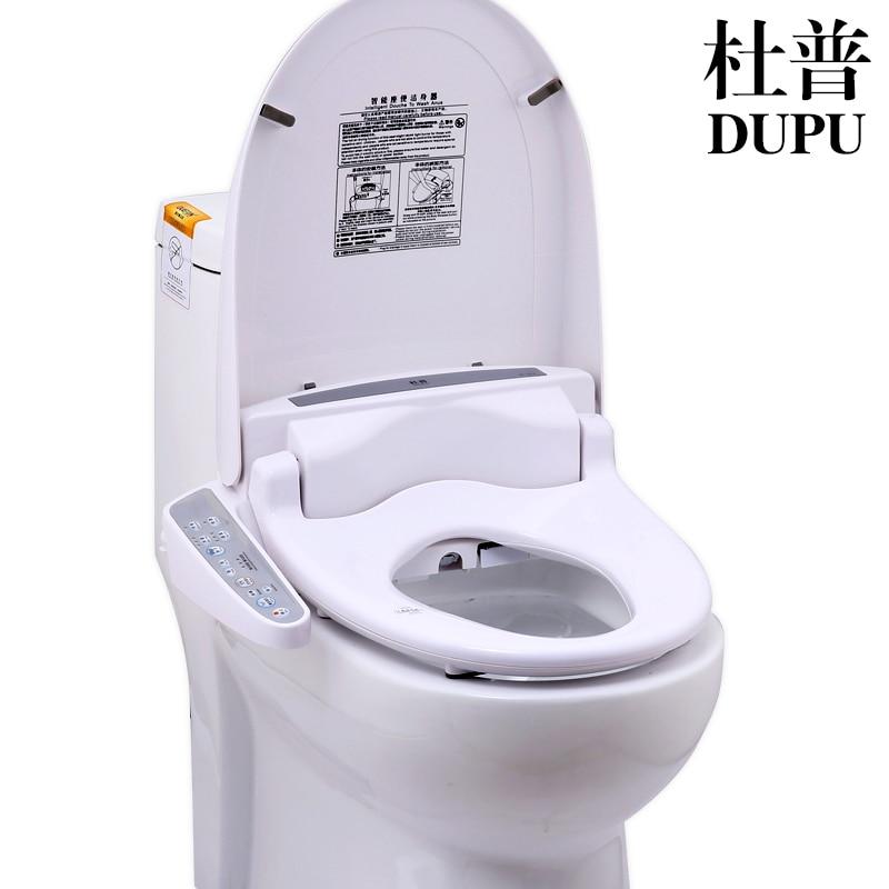 Toilet Flush Cover : Hot flush toilet bidet smart cover abs in interior
